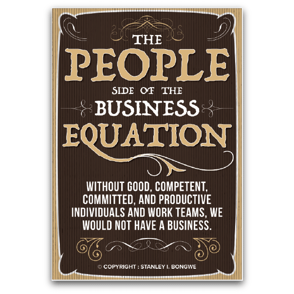 The People Side of the Business Equation