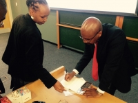 Business Breakfast at GIBS, 20 Jan 15