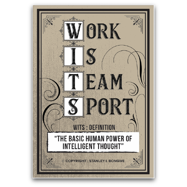 Work Is Team Sport